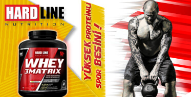 Hardline Whey 3 Matrix