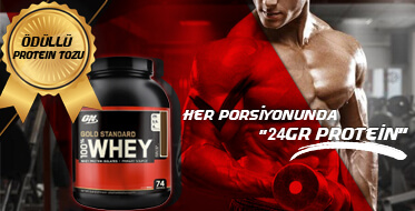 Optimum Whey Protein Powder