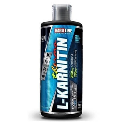 Hardline L-Karnitin Thermo 1000 ml L-Karnitin