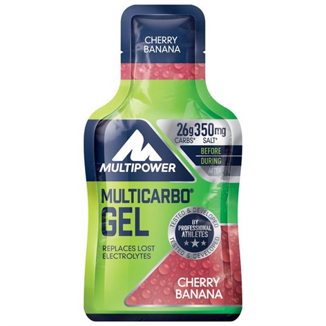 Multipower Carbo Gel 40 gr x 24