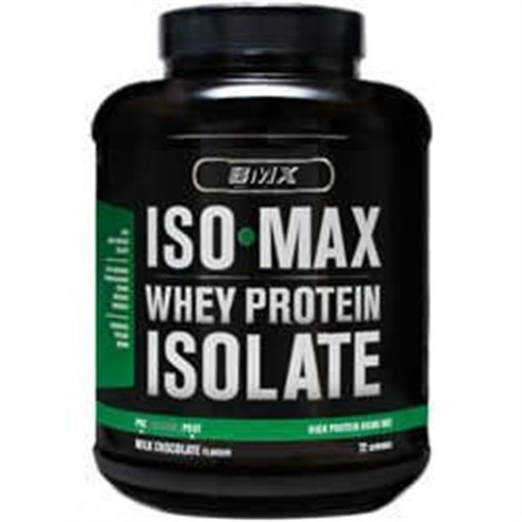 Biomax Nutrition  Iso Max Whey Protein Isolate 1800 gr