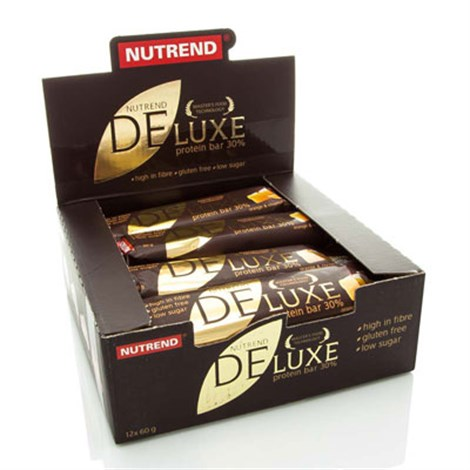 Nutrend Deluxe Protein Bar 60 gr x 12