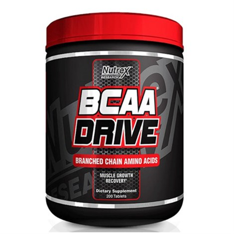 Nutrex Research BCAA Drive 200 Tablet