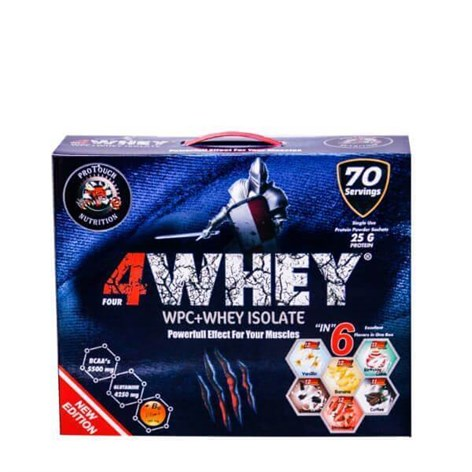 Protouch 4Whey 2450 Gram 70 Şase 6 AromaProtouch-whey