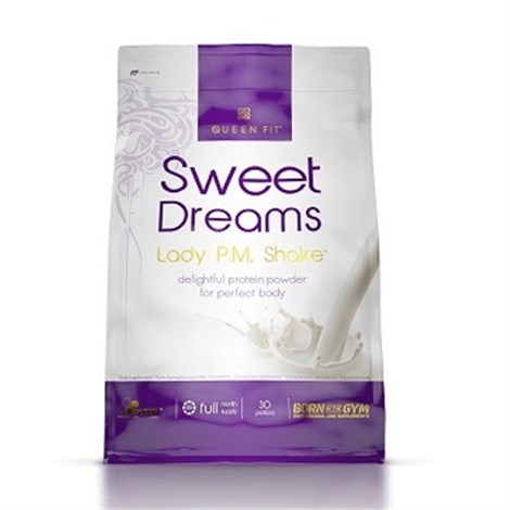 QUEEN FIT Sweet Dreams Lady Protein Shake 750 gr Protein Tozu
