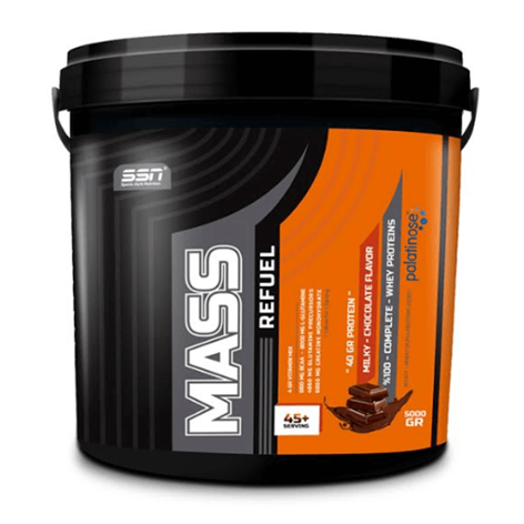 SSN Mass Refuel 5000 GrSSN-Mass