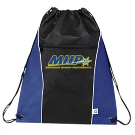MHP Drawstring Gym Bag