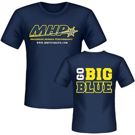 MHP T-Shirt - Maximum Human Performance