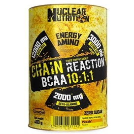 .Nuclear Nutrition Chain Reaction BCAA 10:1:1 400 gr