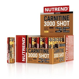Nutrend L-Carnitine 3000 mg shot 20x60 ml