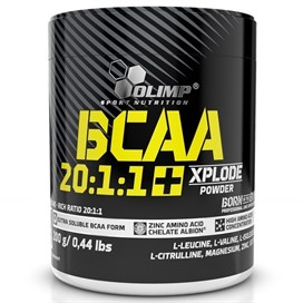 Olimp Bcaa 20:1:1+ Xplode Powder