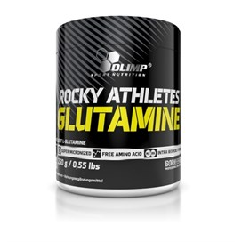 Olimp Rocky Athletes Glutamine 250gr