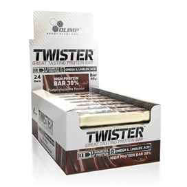 Olimp Twister Protein Bar 60 gr x 24