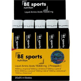 .BE Sports Amino Liquid 20x25ml