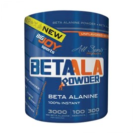 BigJoy Beta Alanine Powder 300 Gr