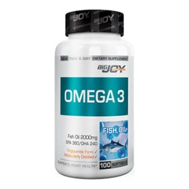 Bigjoy Vitamins Omega-3 100 Softgel
