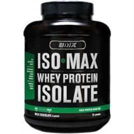 .Biomax Nutrition  Iso Max Whey Protein Isolate 1800 gr