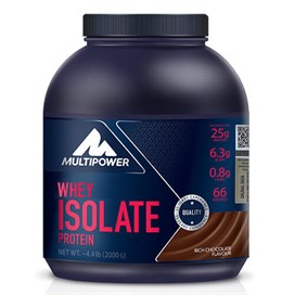 Multipower Whey ISOLATE 2000 gr İzole Protein Tozu
