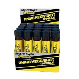 Multipower Amino Mega Shot Liquid 20 Ampul
