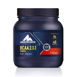 Multipower BCAA Powder 400 g Amino Asit