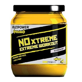 Multipower NOXtreme 908 gr Berry Blast