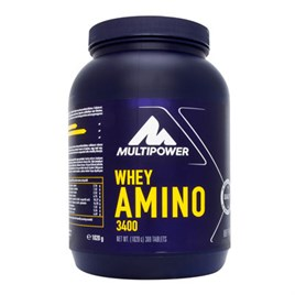 Multipower Whey Amino 3400 300 Tablet Amino Asit