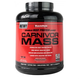 MuscleMeds Carnivor Mass Fudge 2590g