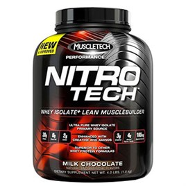.Muscletech Nitrotech Performance Series Protein Tozu 1800 gr