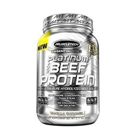 Muscletech Platinum %100 Beef Protein 907 g