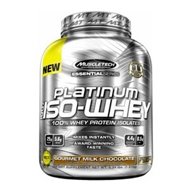 Muscletech Platinum %100 Iso Whey 816 g Protein Tozu