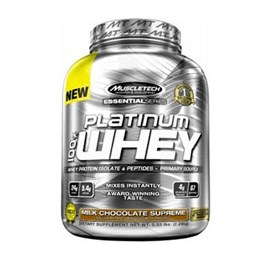 Muscletech Platinum %100 Whey Essential 2280g