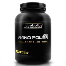 .Nutrabolics Amino Power 2000 325 Tablet