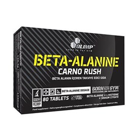 Olimp Beta Alanine Carno Rush 80 Tablet