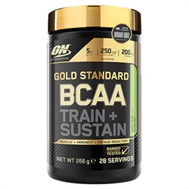 Optimum Gold Standard BCAA T&S 266 Gr