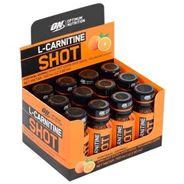 .Optimum L-Carnitine Shot 3000 mg 60 ml x 12 Adet