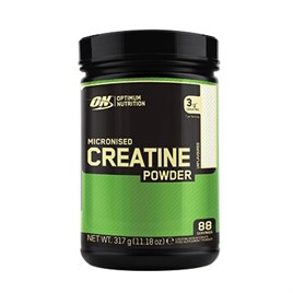 .Optimum Micronized Creatine Powder 317 Gr