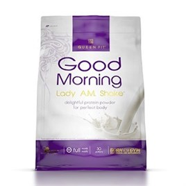 .QUEEN FIT Good Morning Lady Protein Shake 750gr Protein Tozu