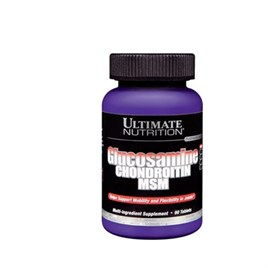 Ultimate Glucosamine Chondroitin MSM 90 Tablet