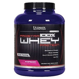 Ultimate Prostar %100 Whey Protein 2390 gr