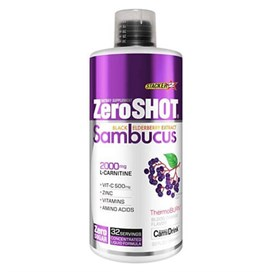Zero Shot Sambucus 2000 Mg L-Carnitine 960 ml L-Karnitin